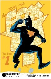 The Fox #1 Cover - Samnee Variant