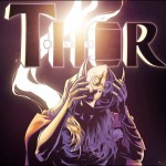 Unlettered Preview: Thor #8 by Aaron & Dauterman