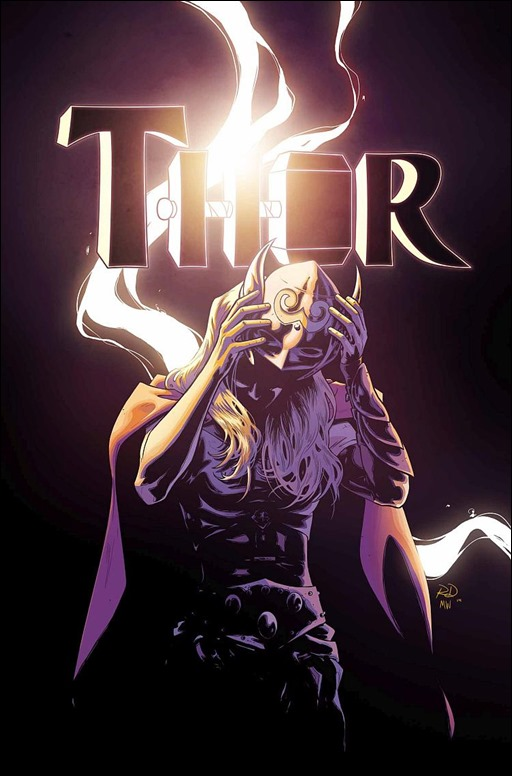 Thor #8 Cover