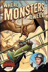 Where Monsters Dwell #1 Cover