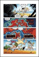 Archie vs. Predator #1 Preview 2