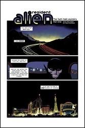Resident Alien: The Sam Hain Mystery #0 Preview 1