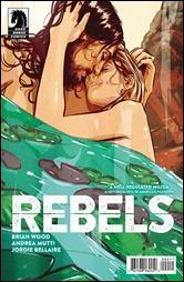 Rebels #2 Cover