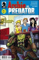 Archie vs. Predator #2 Cover - Parent