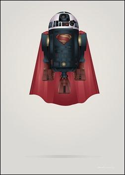 R2-D2 Superman