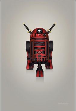 R2-D2 Deadpool