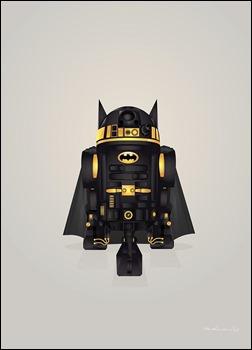 R2-D2 Batman