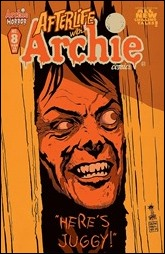 Afterlife With Archie #8 Cover Variant