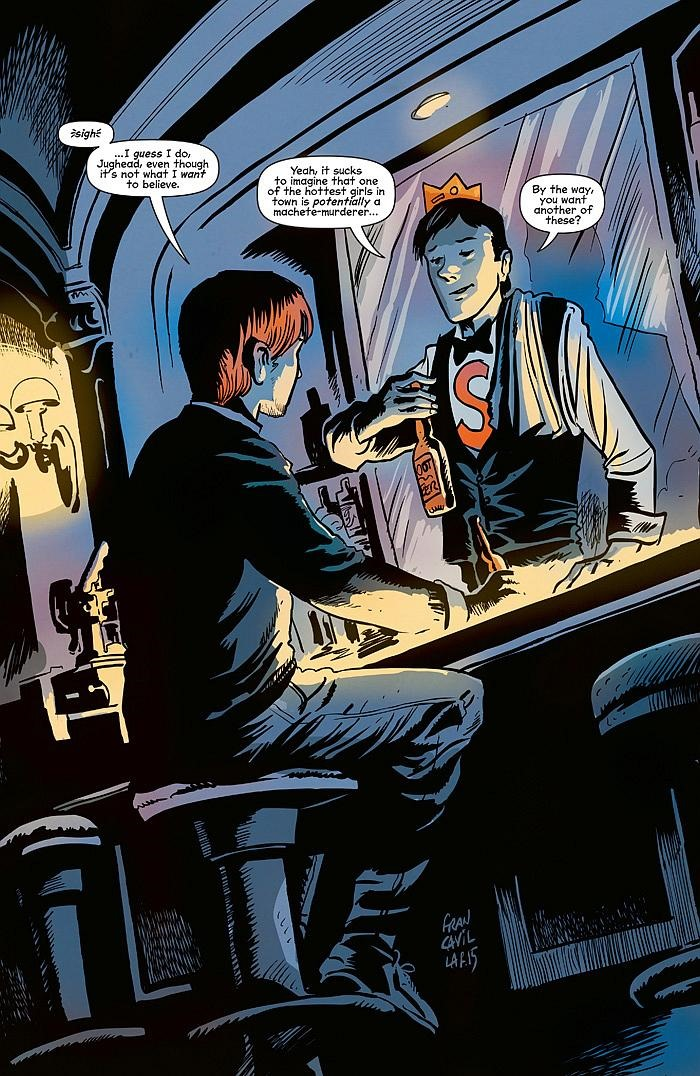 Preview Afterlife With Archie 8