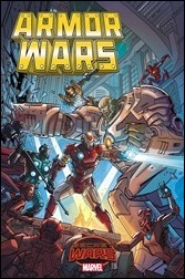 Armor Wars #1 Cover