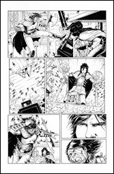Book of Death #1 Preview 5