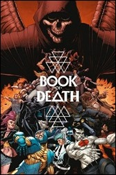 Book of Death #1 Cover A - Gill