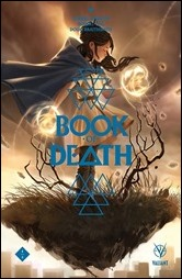 Book of Death #1 Cover D - Djurdjevic