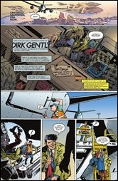 Dirk Gently's Holistic Detective Agency #1 Preview 4