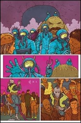 E Is For Extinction #1 Preview 3