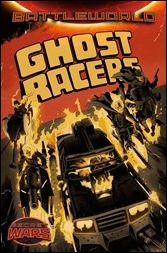 Ghost Racers #1 Cover