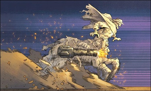 Ghost Racers #1