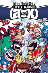 Giant-Size Little-Marvel: AVX #1 Cover
