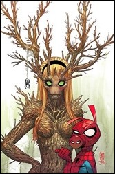 Groot #1 Cover - Camuncoli Variant