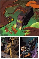 Groot #1 Preview 3