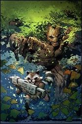 Groot #1 Cover - Stegman Variant