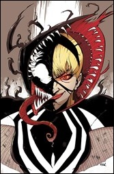 Guardians of Knowhere #1 Cover - Gwenom Guillory Variant