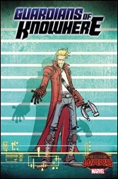Guardians of Knowhere #1 Cover - Young Connecting Variant B