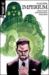 Imperium #4 Cover A - Albuquerque