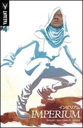 Imperium #4 Cover B - Kano