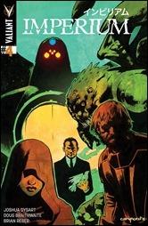 Imperium #4 Cover - Nord Variant