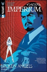 Imperium #5 Cover A - Kano