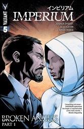Imperium #5 Cover B - Eaton