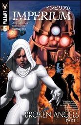 Imperium #5 Cover C - Cafu