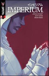 Imperium #5 Cover - Grace Variant