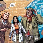 Preview: Ivar, Timewalker #5 by Van Lente & Portela