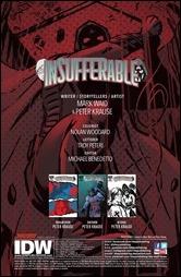 Insufferable #1 Preview 1