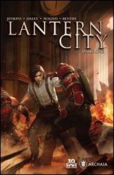 Lantern City #1 Cover B