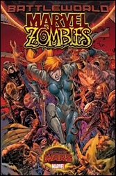 Marvel Zombies #1 Cover