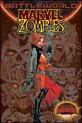 Marvel Zombies #1 Cover - Land Variant