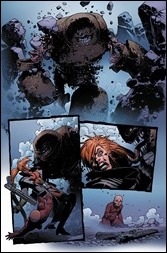 Marvel Zombies #1 Preview 3