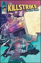 Oh, Killstrike #1 Cover A