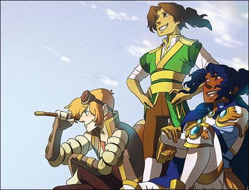 Princeless: The Pirate Princess TPB