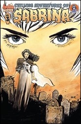 Chilling Adventures of Sabrina #3 Cover