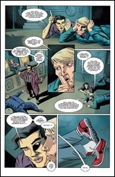 The Fox #2 Preview 2