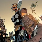 Preview: Thors #1 by Aaron & Sprouse