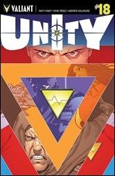Unity #18 Cover A - Perez