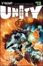 Unity #18 Cover B - Tan