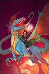 Weirdworld #1 Cover - Frison Variant