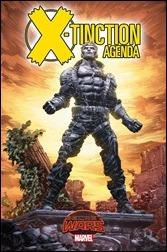 X-Tinction Agenda #1 Cover - Deodato Variant