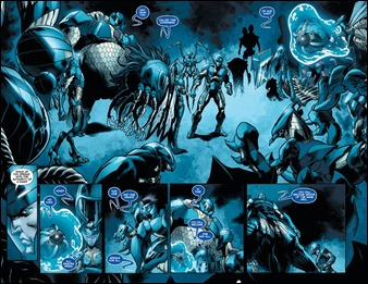 X-O Manowar #36 Preview 5
